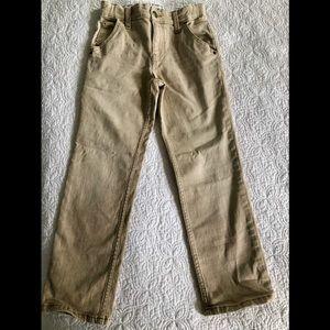 Cat& Jack tan jeans